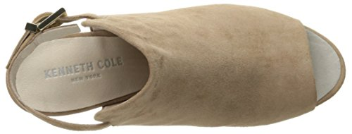 Kenneth Cole New York Womens Dana Kjole Sandal Cafe