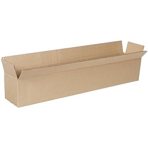 565812247e0 Aviditi 2444 Single-Wall Long Corrugated Box