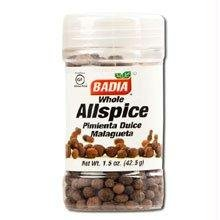 Badia Spices inc Spice, Allspice Whole, 1.30-Ounce (Pack of 12)