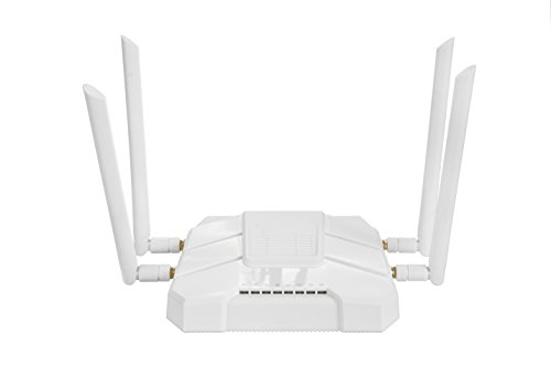 pcWRT 802.11AC Gigabit Dual Band Secure WiFi Router