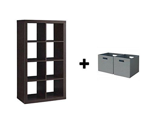 espresso 8 cube organizer - 8