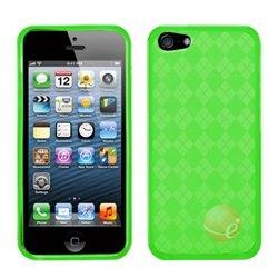 ASMYNA Dr Green Argyle Candy Skin Cover compatible with Apple iPhone (Argyle Candy Skin Cover)