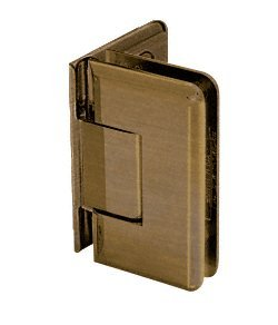 C.R. LAURENCE C0L044ABRZ CRL Antique Bronze Cologne 044 Series Wall Mount Offset Back Plate Hinge