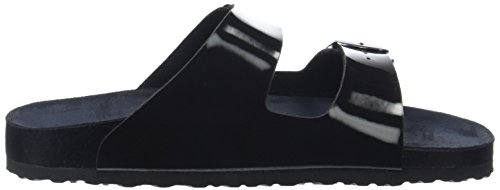 Jeans Noir Pepe Femme Black Sandales Shoft Oban gUFwqRZ
