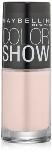 Maybelline New York Color Show Nail Lacquer, Born With It, 0.23 Fluid Ounce (Maybelline Nail Enamel)
