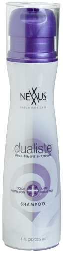 Nexxus Dualiste Shampoo Color Protection & Anti-Breakage,...