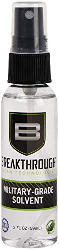BREAKTHROUGH CLEAN TECHNOLOGIES - Military-Grade Solvent Gun Cleaner in Spray Bottle (2 fl. oz)
