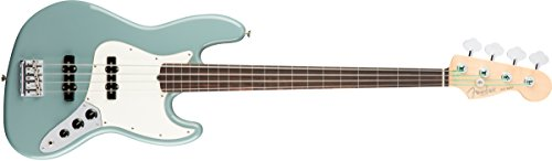 essional Fretless Jazz Bass - Sonic Gray w/ Rosewood Fingerboard ()