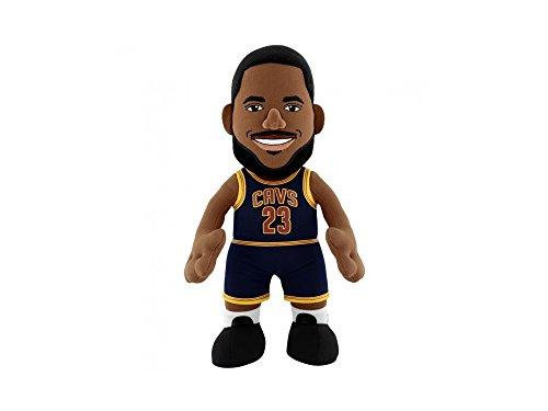 [NBA Cleveland Cavaliers LeBron James Plush Figure, 10