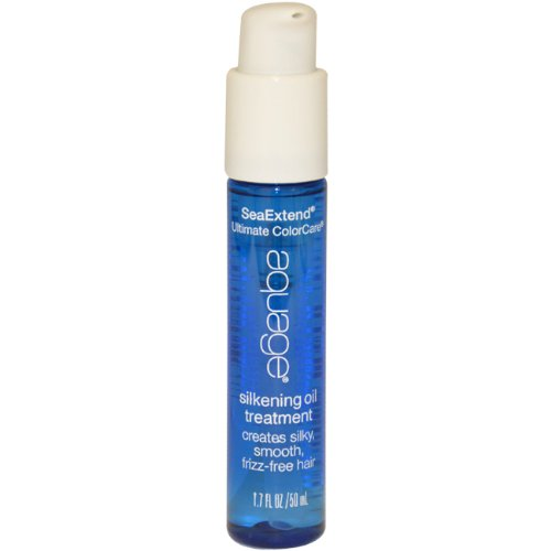 Seaextend Ultimate Colorcare Silkening Oil Treatment Unisex Treatment by Aquage, 1.7 Ounce