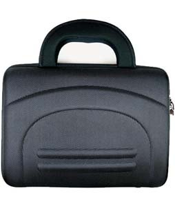 Sony DVP-FX820 8-Inch Portable DVD Player Black Cube Carrying Case Bag Pouch Cube (Sony Dvd Case Player Portable)