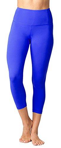 FIRM ABS Women's Mesh Inset Gym Workout Sport Leggings Yoga Fitness Pants Capris
