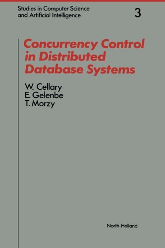 (Concurrency Control in Distributed Database Systems)