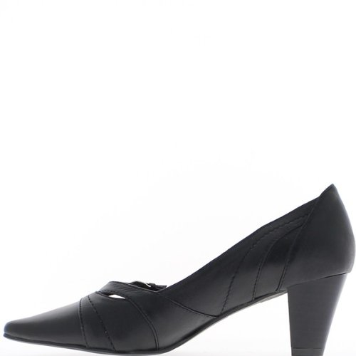 Zapatos ChaussMoi vestir mujer de de cuero para vqzAv
