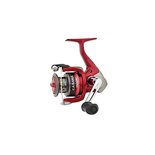 Shimano Reels Spinning CAT4000FCC Catana 4000Spinning Reel, RH, 2BB 1RB, 5.1