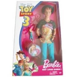 (Toy Story 3 Ken Doll Ken Loves)