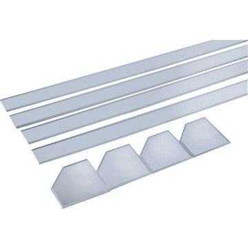 MIRR.EDGE Acrylic Mirror Strip Installation Kit -