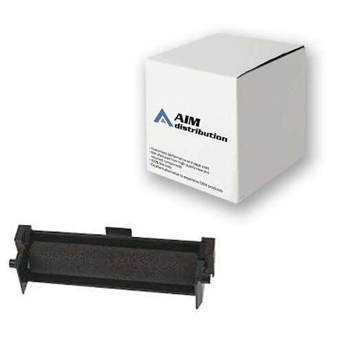 AIM Compatible Replacement for Sharp EL-1196/1197/2197/2607 Black Ink Rollers (EA-741R) - Generic