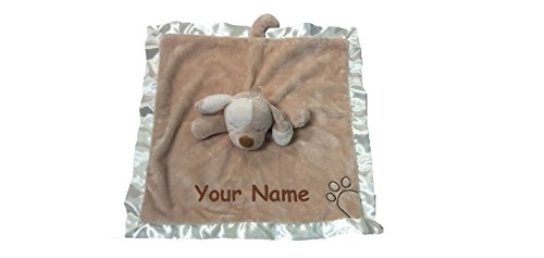 Personalized Puppy Dog Lil Snugglers Baby Snuggle Blanket Gi
