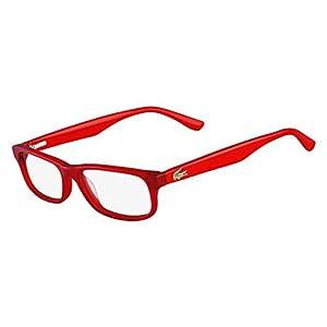 LACOSTE Eyeglasses L3605 615 Red 45MM