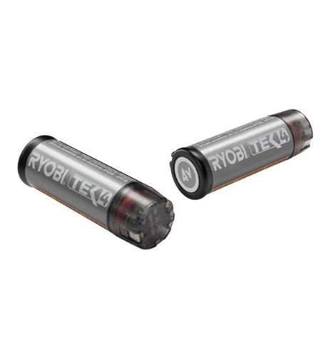Ryobi Tek4 Battery 2-Pack # 130166010-2pk
