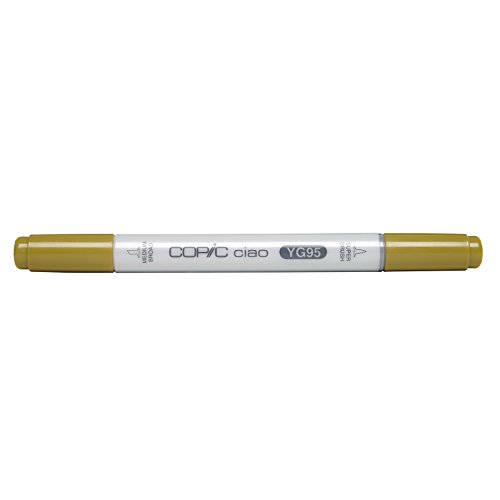 Copic Ciao Markers, Pale Olive