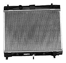 yaris radiator - 2
