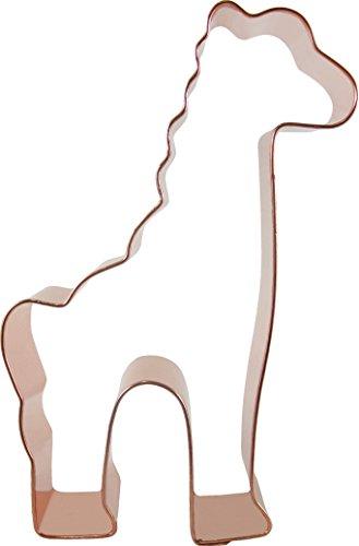 CopperGifts: Giraffe Cookie Cutter