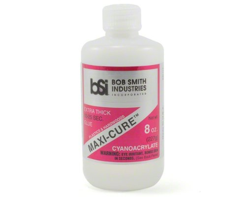 Bob Smith Industries MAXI-CURE Extra Thick CA Refill (8oz)