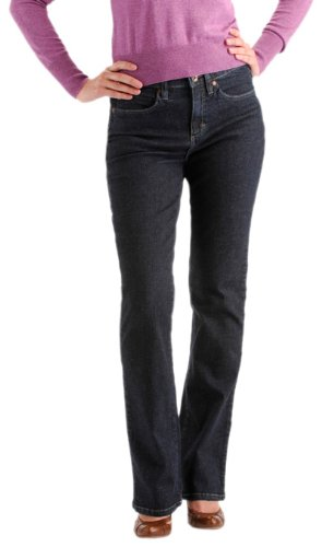 Lee Women's Petite Slender Secret Bootcut Jean