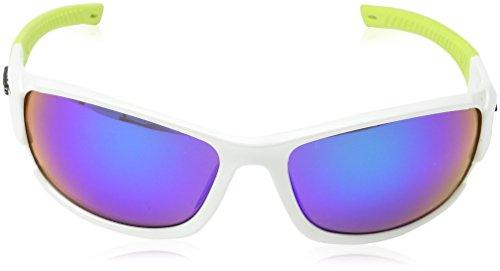 Eyelevel Lunettes White Homme Soleil Blanc White Green de 1gdrxpg