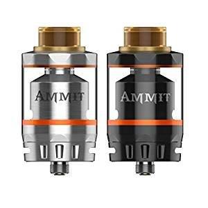 GeekVape Ammit RTA Dual Coil Tank (Silver)