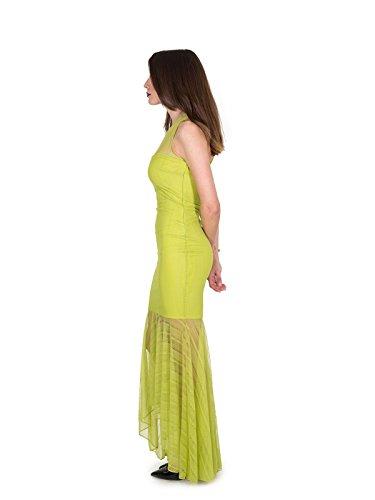 Grün Guess Kleid Guess Column Damen Damen HFqCw
