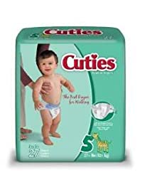 First Quality Baby Diaper Cuties Tab Closure Size 5 Disposable Heavy Absorbency (#CR5001, Sold Per Pack) BOBEBE Online Baby Store From New York to Miami and Los Angeles