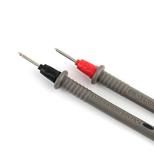 HP4070D Mini Digital Multimeter, LCD Display IR Infrared Thermometer -50 To 650 Degree Celsius Auto Temperature Meter Sensor HT-816 Handheld