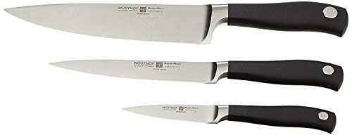 Grand Prix Set - Wusthof Grand Prix II 3-Piece Chef's Knife Set