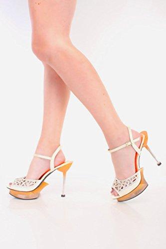 Pumps Rhinestone Platform Women High Gold Strappy Stiletto Satin Heels Sexy Sandal rZXqUr0n
