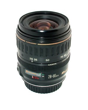 Canon 28-80 f3.5-5.6 USM (Canon Zoom Lens Ef 28 80mm Ultrasonic)