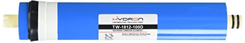 Hydron TW-1812-100D Dry RO Reverse Osmosis Membrane - 100 GPD