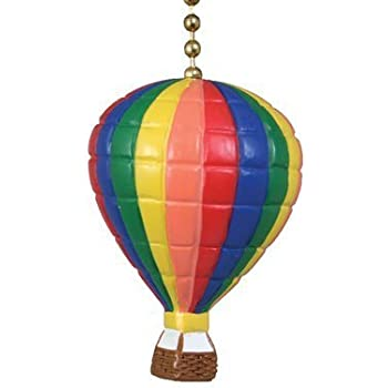 Clementine Design Hot Air Balloon Fan Pull - Ceiling Fan