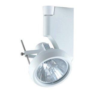 (Jesco Lighting HMH270T6NF39-W Contempo 270 Series Metal Halide Track Light Fixture, T6 24-Degree Narrow Flood, 39 Watts, White Finish)