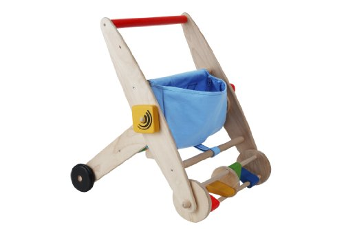 PlanToys Activity Cart by PlanToys