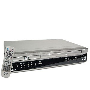 Cinevision DVR1000 DVD/VCR Dual Deck Combo