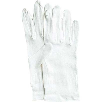 おたふく手袋/綿手袋 ミクローブ4000 12双入×10セット[総数120双]/品番:4000 サイズ:LL  B01MT32WP8