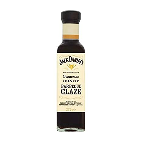Salsa Barbacoa Tennessee Honey Glaze Miel 275 gr Jack Daniel s