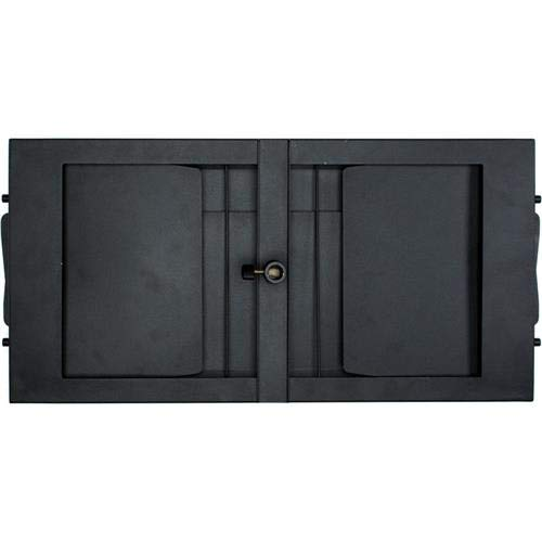 Aladdin Barn Doors2 with Frame and Diffuser for 24x12 Bi-Flex2 Panel Light by Aladdin (Image #1)