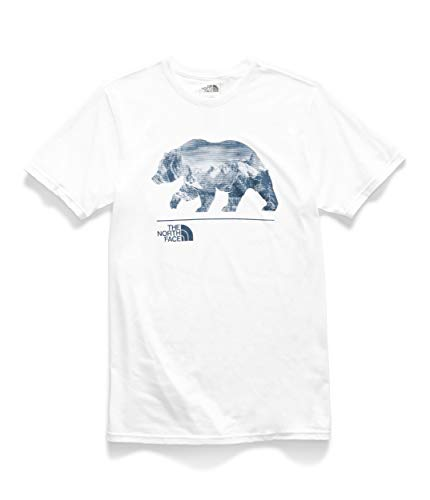 The North Face Men's Short Sleeve Bearinda Triblend Tee (Adult North Face Jackets)