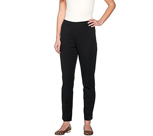 Zip Slim Ankle Pant - 9