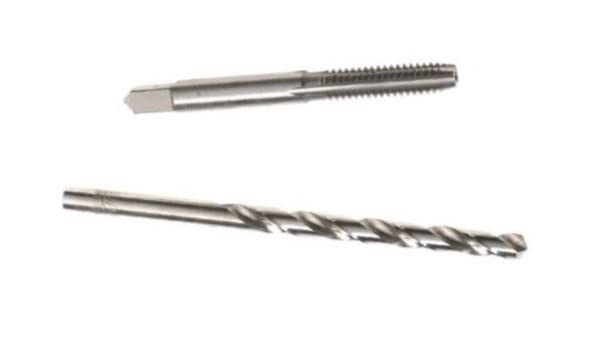 Plug Tap And Drill Bit Combo