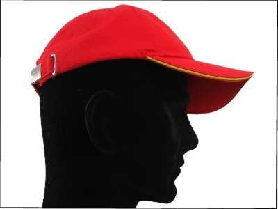 Ferrari Shield Cap - Red from Precisport